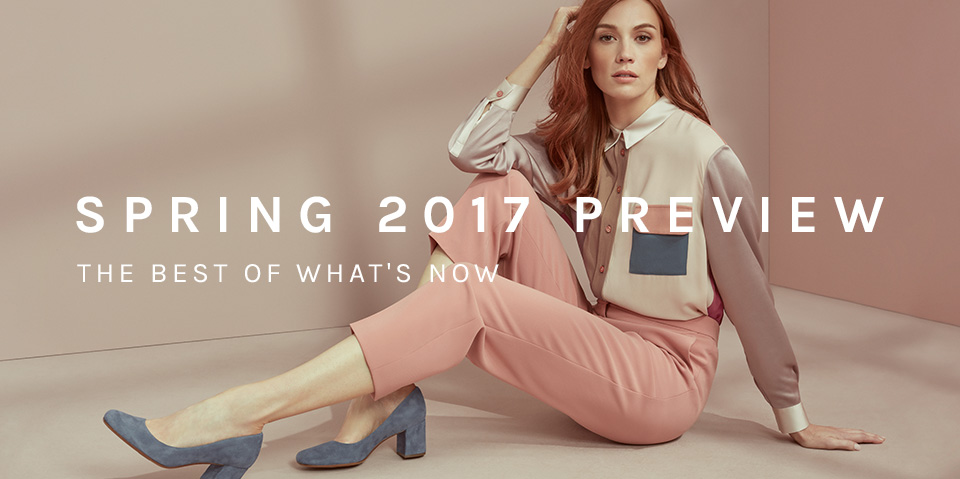 Spring 2017 Preview - The best of what's now