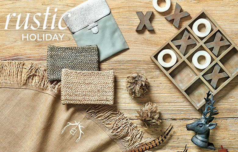 Rustic Holiday