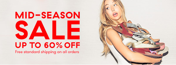 FitFlop mid season sale up to 60% off