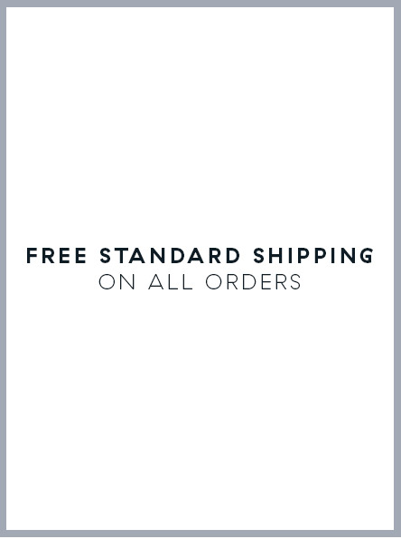 Free Standard Delivery on all Orders over £75