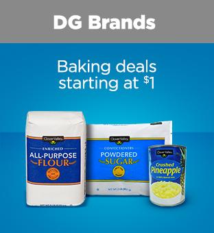 DG Brands - Easter Bake