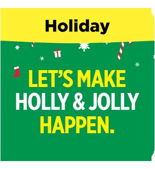 Shop Holiday items at Dollar General.