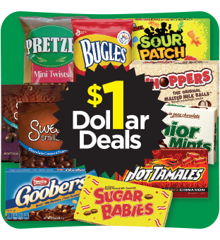 Let's make it happen with $1 deals at Dollar General.