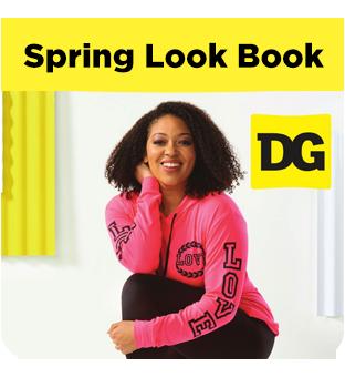 Shop Spring apparel at Dollar General.