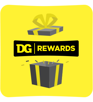 Save with DG Rewards at Dollar General