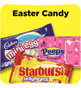 Shop Easter Candy at Dollar General.