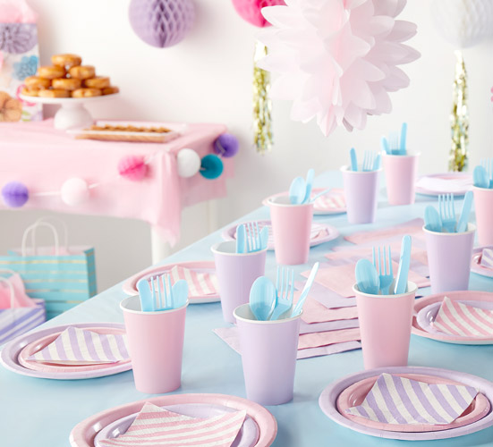 Everything you need for an awe-inspiring unicorn party!