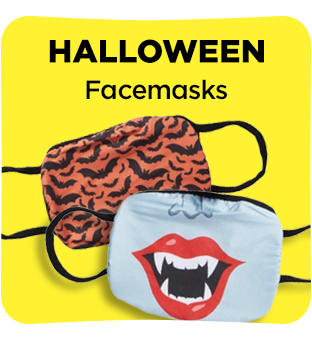 Find all your Halloween facemasks at Dollar General.