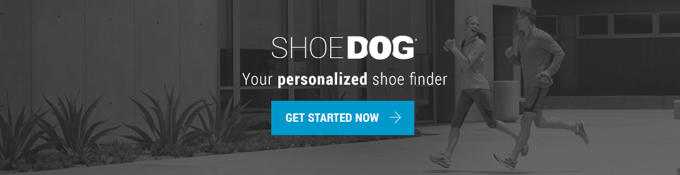 Shoe Dog - Your Personalized Shoe Finder