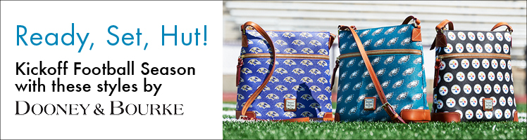 Show off your football spirit with Dooney!