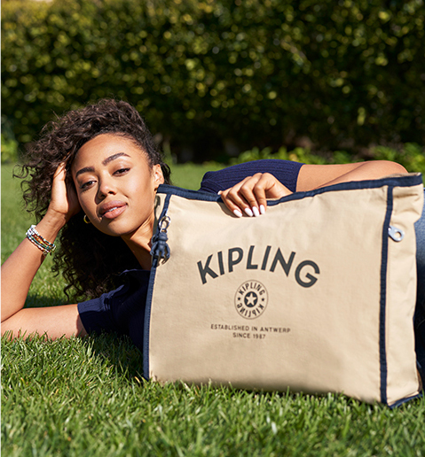 Kipling: 40% Off almost everything at Kipling USA with code LNGWKND.