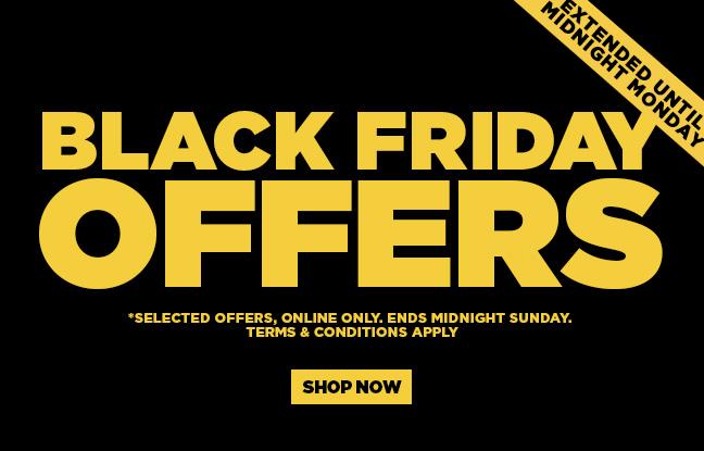 Black Friday | Black Friday Deals | JD Sports