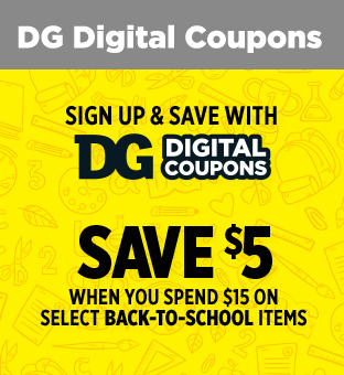 Dollar General | Save Time  Save Money  Every day!