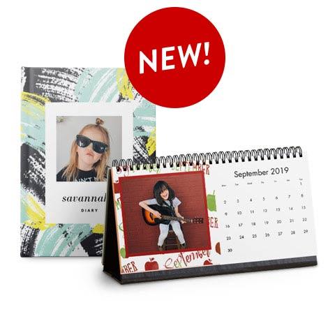 25x13cm Desk Calendar (10x5″)
